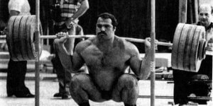 Squats are not Hip Dominant or Knee Dominant.  Some Biomechanical Black Magic.