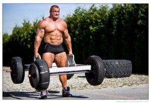 Steroids for Strength Sports: The Disappointing Truth