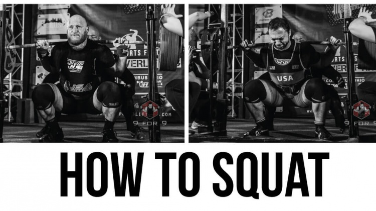 How to Squat:  The Definitive Guide