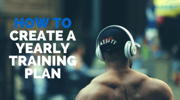 How to Create a Yearly Training Plan