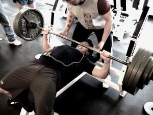 Speed kills: 2x the intended bar speed yields ~2x the bench press gains
