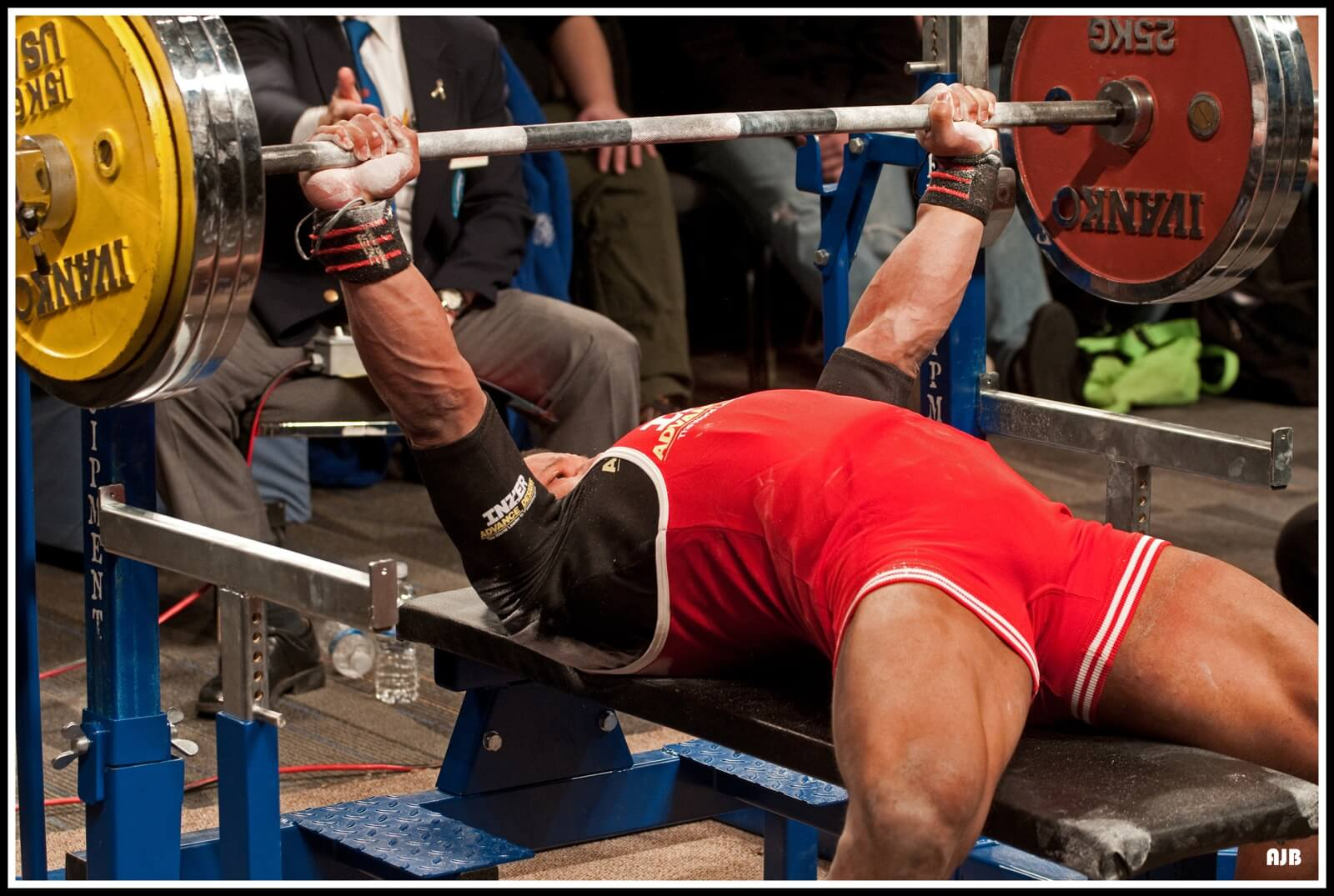 Image result for bench press heavy