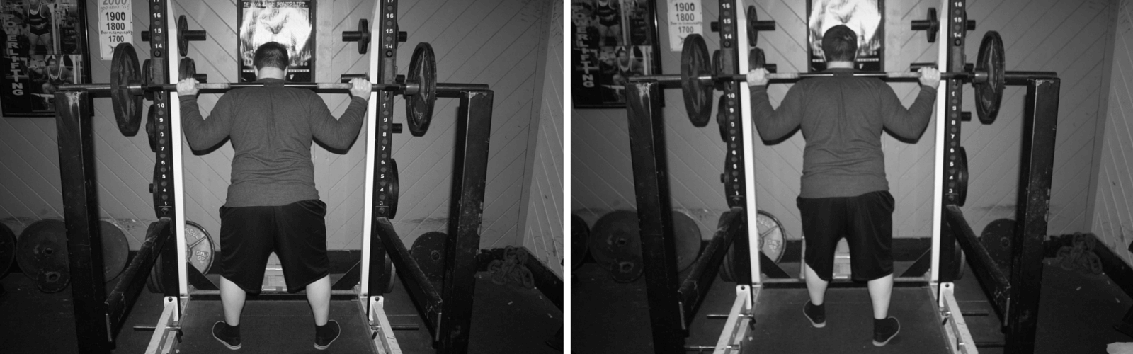 Squat vs. Staggered Stance