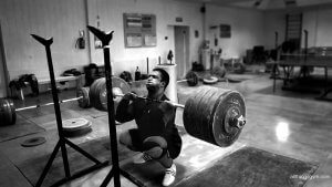 The Sticking Point in the Squat:  What Causes It and What To Do About It