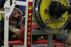 The Lats and the Bench Press – Much Ado About Very Little