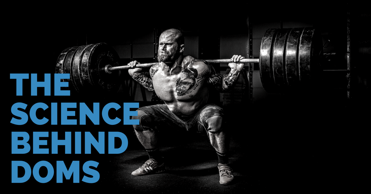 The Science of Sore - DOMS explained • Stronger by Science
