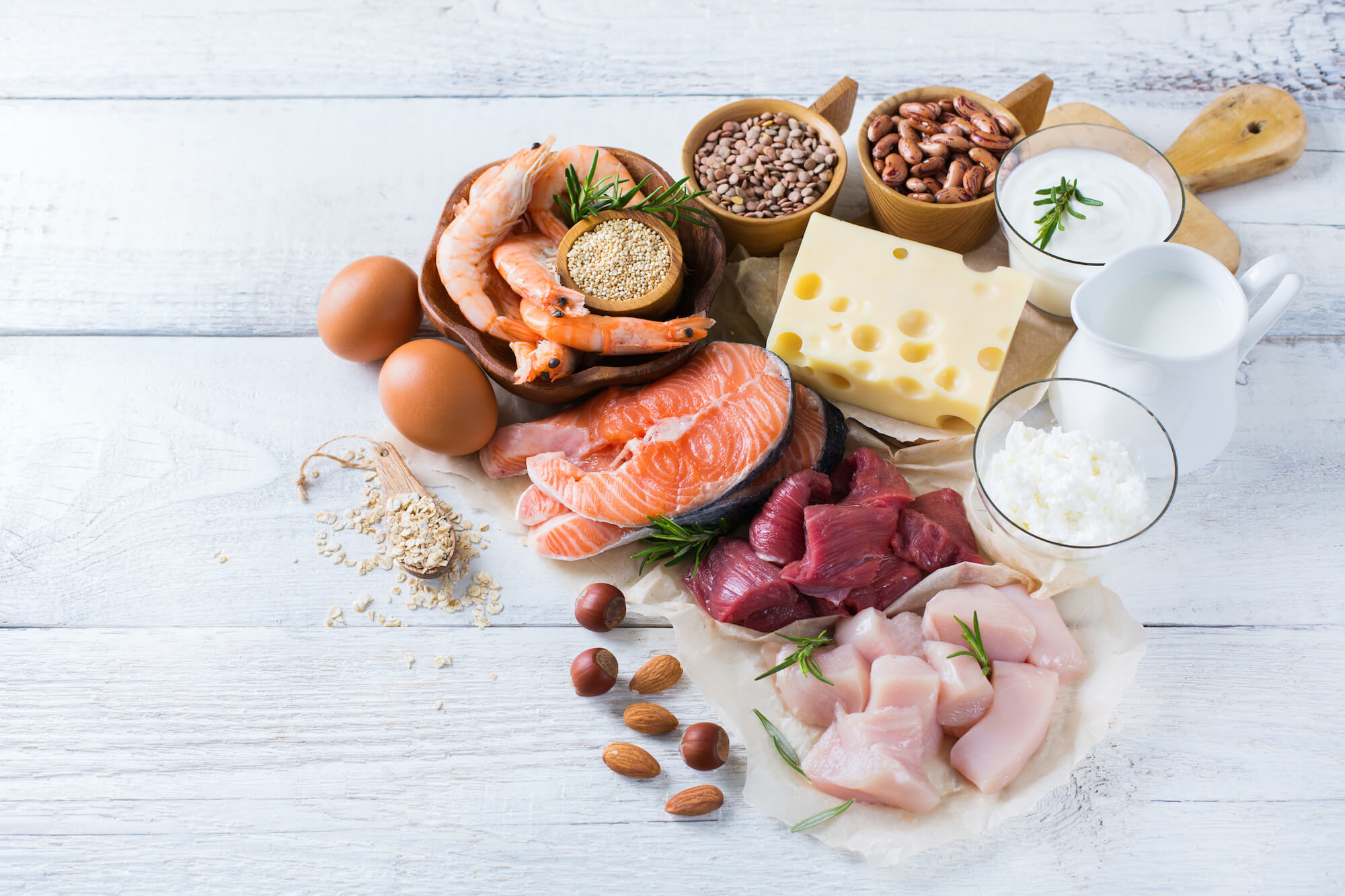 protein intake in athletes