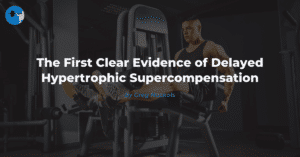 Hypertrophic Supercompensation